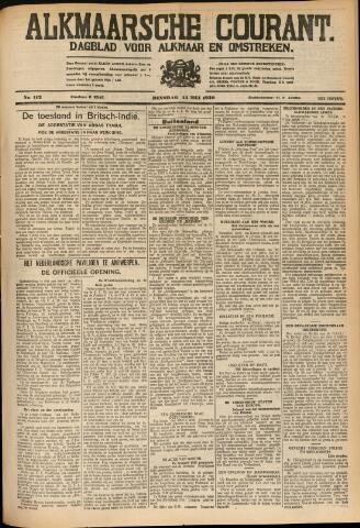 Alkmaarsche Courant 1930-05-13