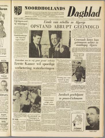Noordhollands Dagblad : dagblad voor Alkmaar en omgeving 1961-04-26