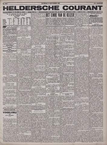 Heldersche Courant 1919-09-13
