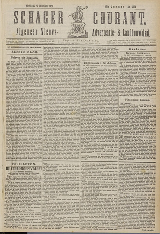 Schager Courant 1920-02-25
