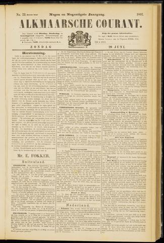 Alkmaarsche Courant 1897-06-20
