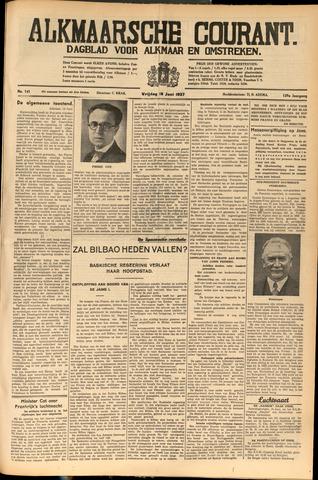 Alkmaarsche Courant 1937-06-18