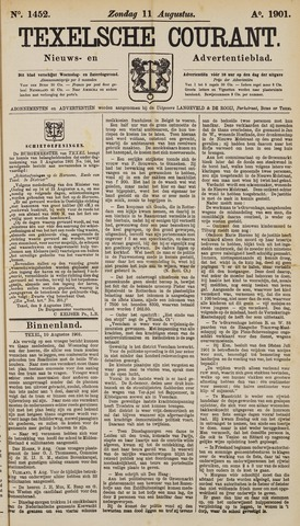Texelsche Courant 1901-08-11