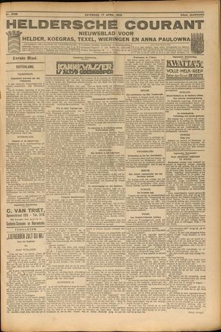 Heldersche Courant 1926-04-17
