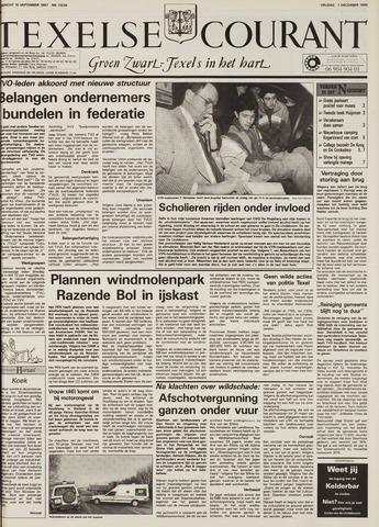 Texelsche Courant 1995-12-01