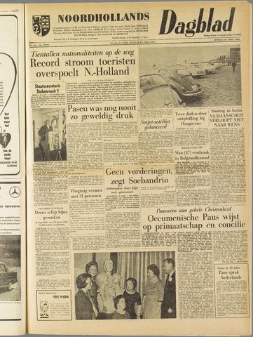 Noordhollands Dagblad : dagblad voor Alkmaar en omgeving 1962-04-24