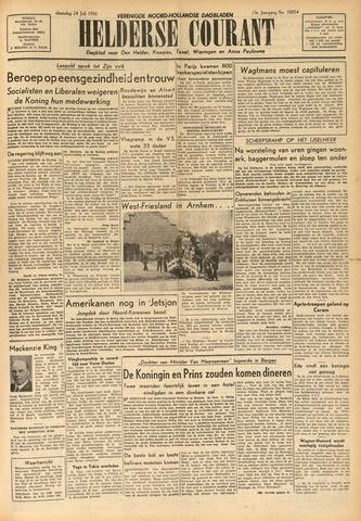 Heldersche Courant 1950-07-24