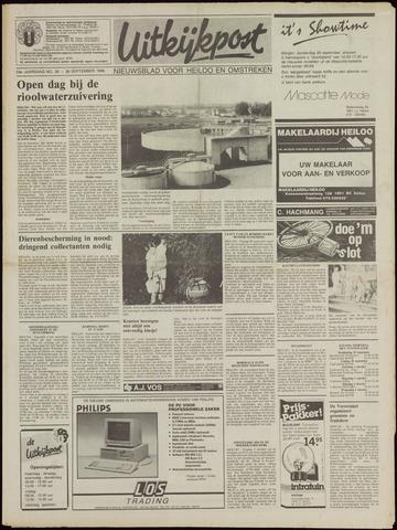 Uitkijkpost : nieuwsblad voor Heiloo e.o. 1988-09-28