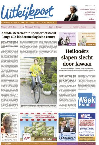 Uitkijkpost : nieuwsblad voor Heiloo e.o. 2012-08-01