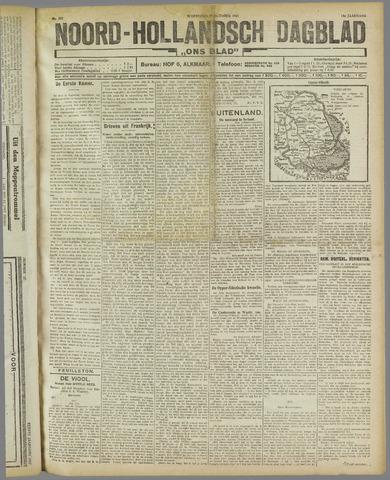 Ons Blad : katholiek nieuwsblad voor N-H 1921-10-19