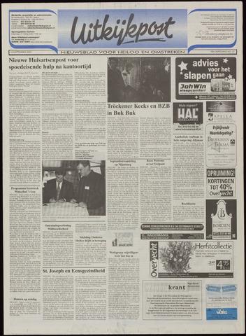 Uitkijkpost : nieuwsblad voor Heiloo e.o. 2001-09-12