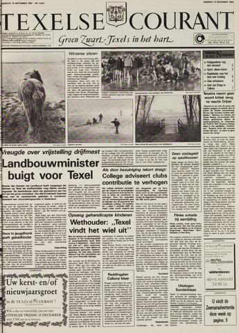 Texelsche Courant 1995-12-12
