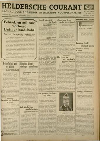 Heldersche Courant 1939-05-08