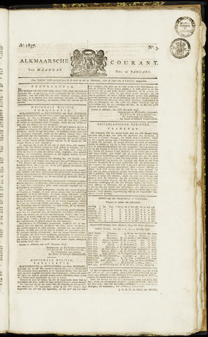 Alkmaarsche Courant 1837-01-16
