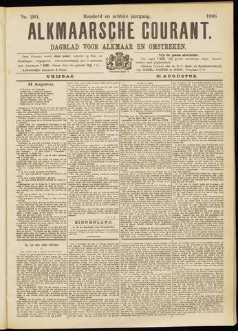 Alkmaarsche Courant 1906-08-31