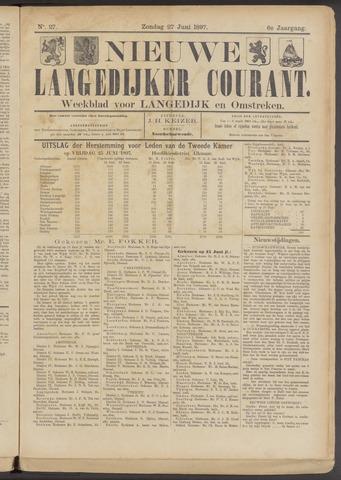 Nieuwe Langedijker Courant 1897-06-27