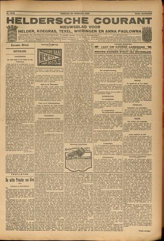 Heldersche Courant 1926-02-23