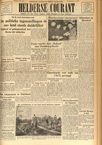 Heldersche Courant 1953-11-03