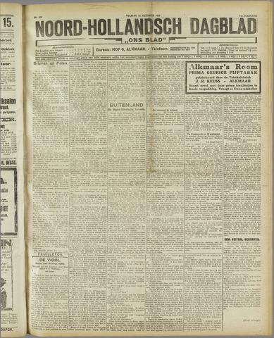 Ons Blad : katholiek nieuwsblad voor N-H 1921-10-14