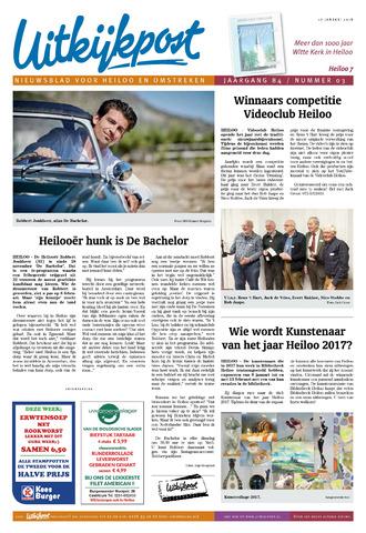 Uitkijkpost : nieuwsblad voor Heiloo e.o. 2018-01-17