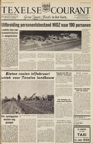 Texelsche Courant 1975-02-28