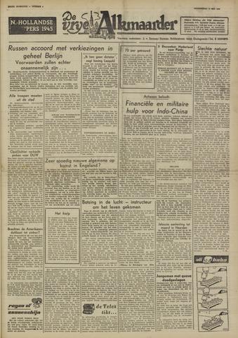De Vrije Alkmaarder 1950-05-11
