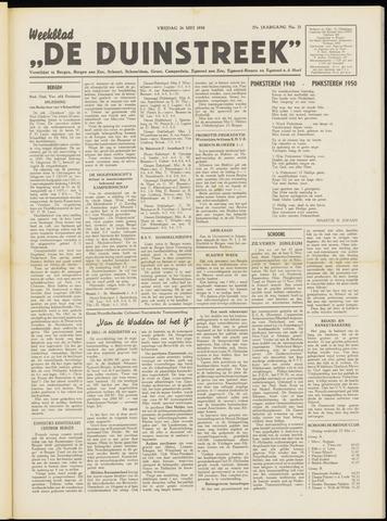 De Duinstreek 1950-05-26