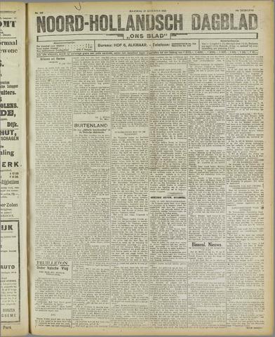 Ons Blad : katholiek nieuwsblad voor N-H 1921-08-22