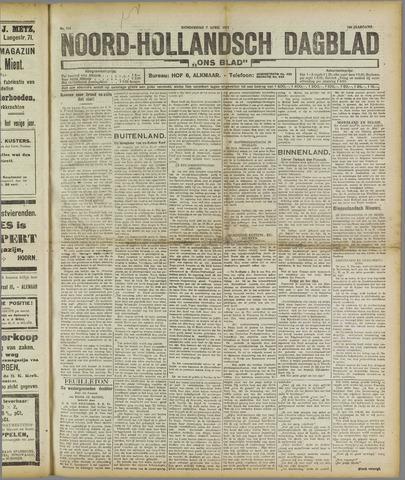 Ons Blad : katholiek nieuwsblad voor N-H 1921-04-07