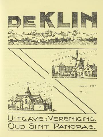 De Klin 1988-03-01