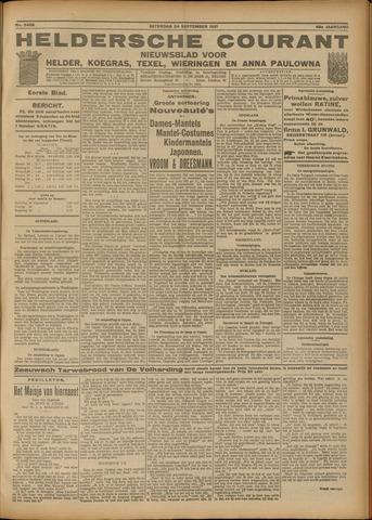 Heldersche Courant 1921-09-24