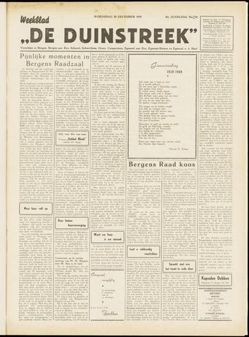 De Duinstreek 1959-12-30