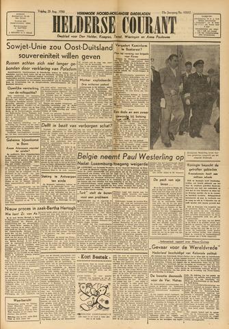 Heldersche Courant 1950-08-25