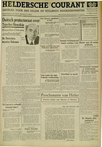 Heldersche Courant 1939-03-15