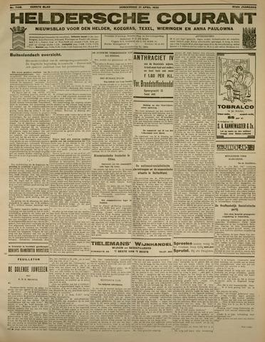 Heldersche Courant 1932-04-21