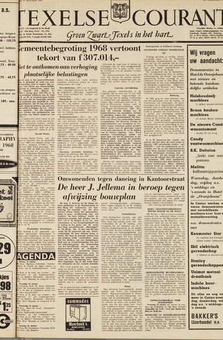 Texelsche Courant 1967-10-24