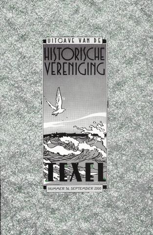Uitgave Historische Vereniging Texel 2000-09-01