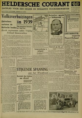Heldersche Courant 1939-10-10