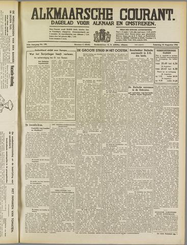 Alkmaarsche Courant 1941-08-23