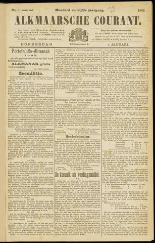 Alkmaarsche Courant 1903-01-01
