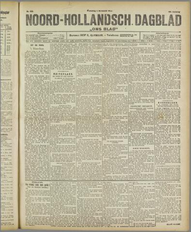 Ons Blad : katholiek nieuwsblad voor N-H 1922-11-08