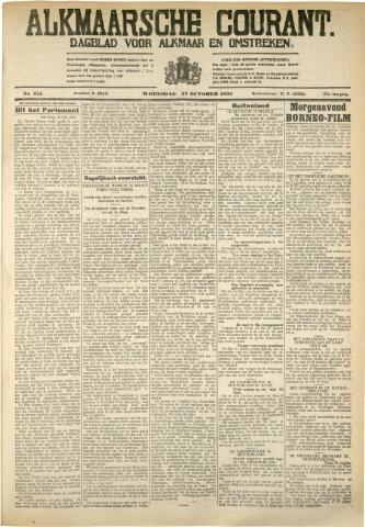 Alkmaarsche Courant 1930-10-29