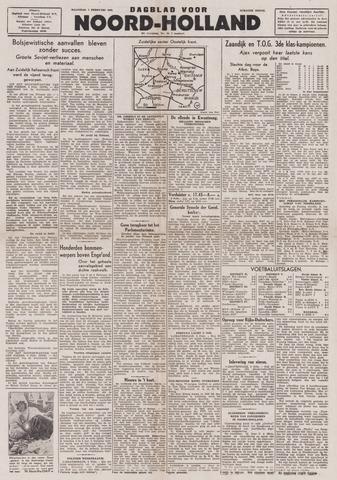 Dagblad Noord-Holland, Schager editie 1944-02-07