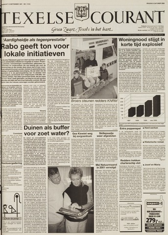 Texelsche Courant 2000-10-06