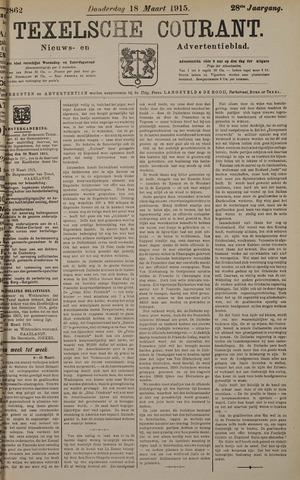 Texelsche Courant 1915-03-18