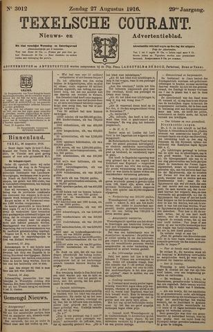 Texelsche Courant 1916-08-27
