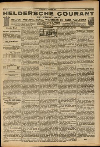 Heldersche Courant 1923-10-27