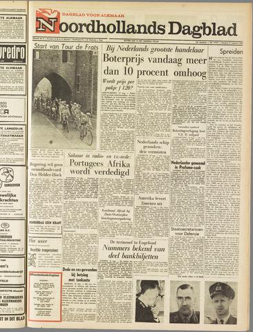 Noordhollands Dagblad : dagblad voor Alkmaar en omgeving 1963-08-13