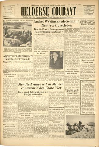 Heldersche Courant 1954-11-23