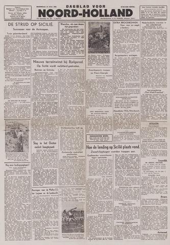 Dagblad Noord-Holland, Schager editie 1943-07-14